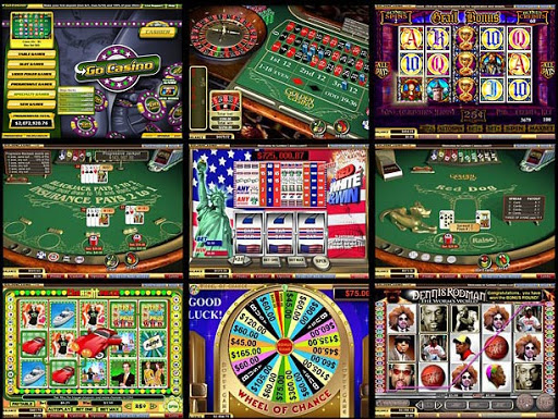 the casino games